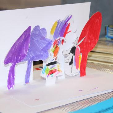 Ateliers pop-up créatifs