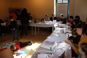 ateliers pop-up tout public