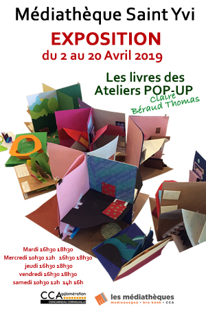 Pop-up à Saint Yvi