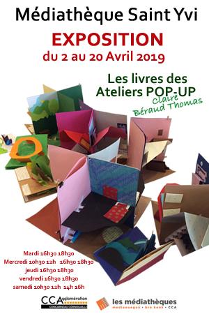 Pop-up à Saint Yvi